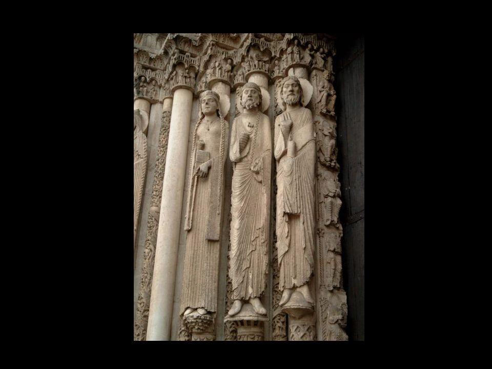 Saint Chapelle, Paryż