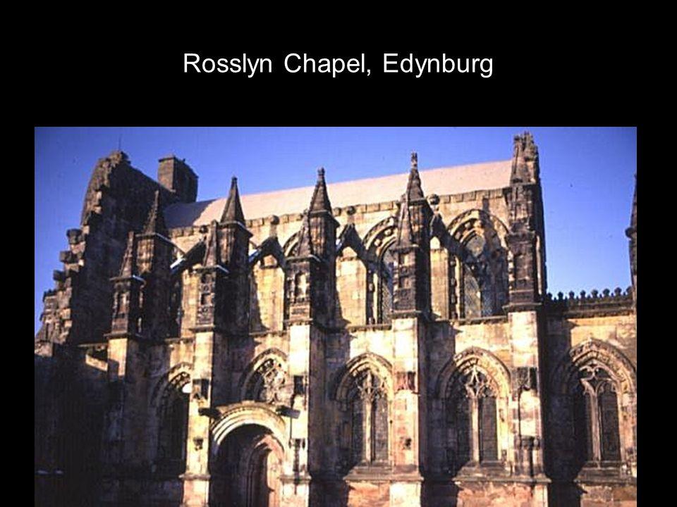 Rosslyn Chapel, Edynburg