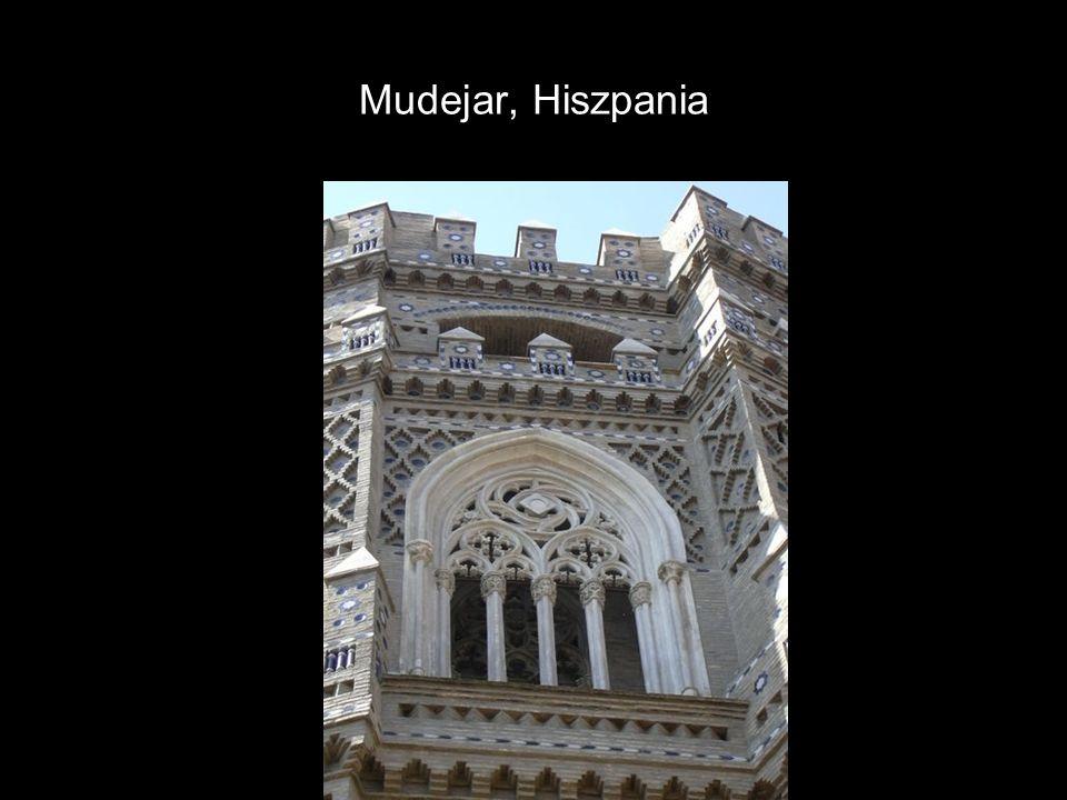 Mudejar, Hiszpania