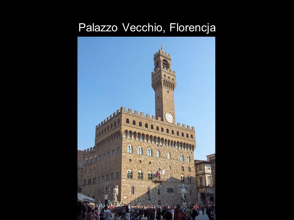 Palazzo Vecchio, Florencja