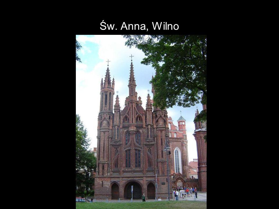 Św. Anna, Wilno