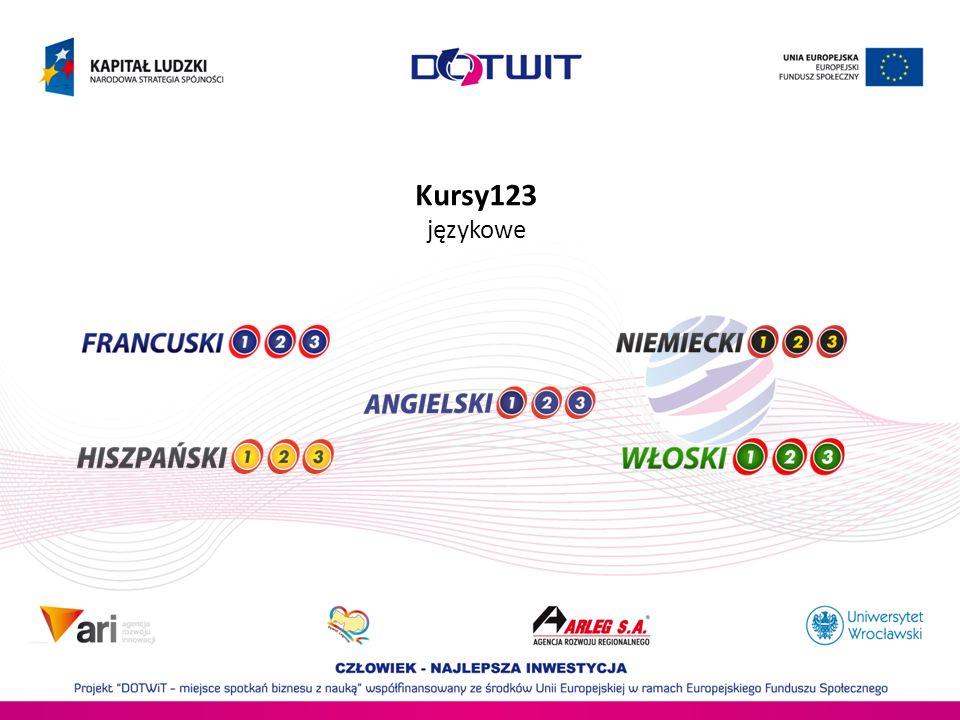 Kursy123 językowe