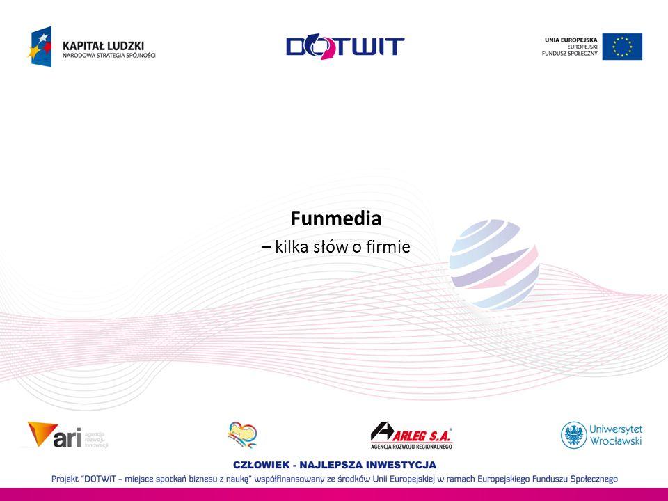 Proces komercjalizacji wiedzy na przykładzie Angielski123.pl 8.