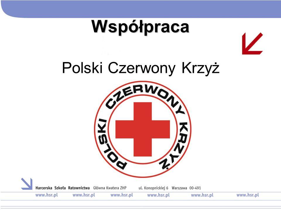 Współpraca Polski Czerwony Krzyż