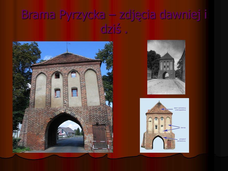 Kapliczka Jerozolimska – opis Przy ulicy Piłsudskiego znajduje się cenny zabytek kapliczka Jerozolimska. Jest to niewielka budowla ceglana o rzucie pr