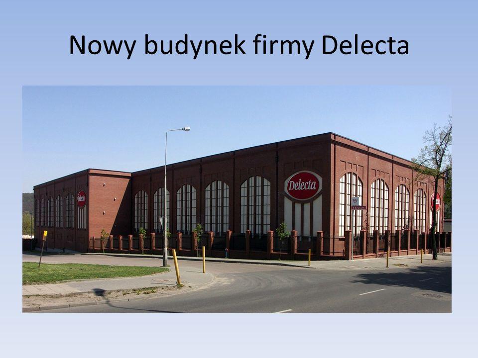 Nowy budynek firmy Delecta