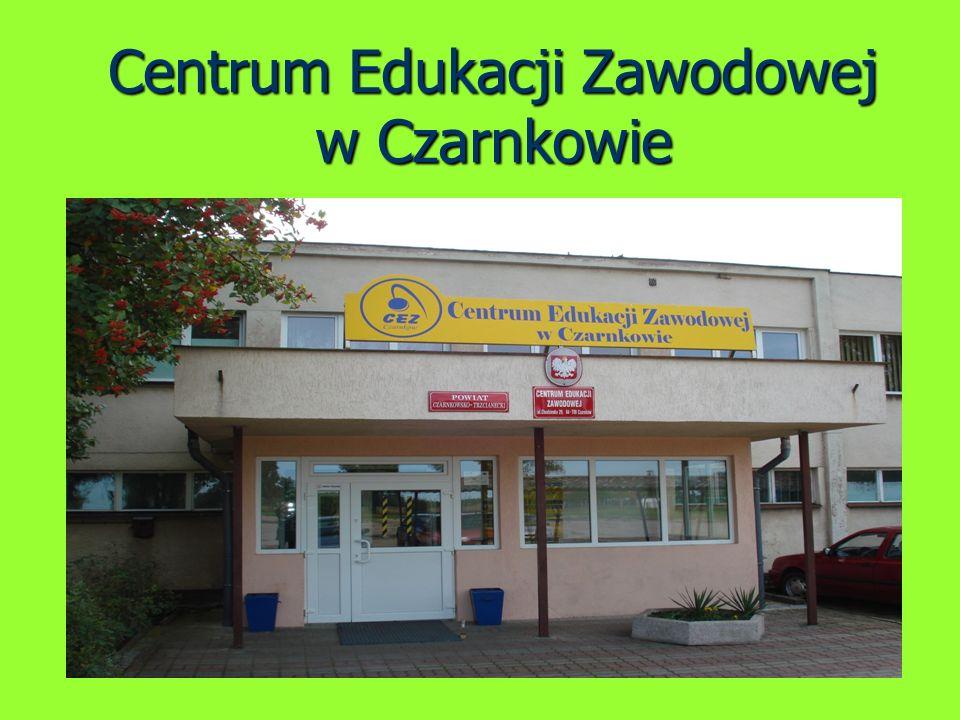 Centrum Edukacji Zawodowej w Czarnkowie