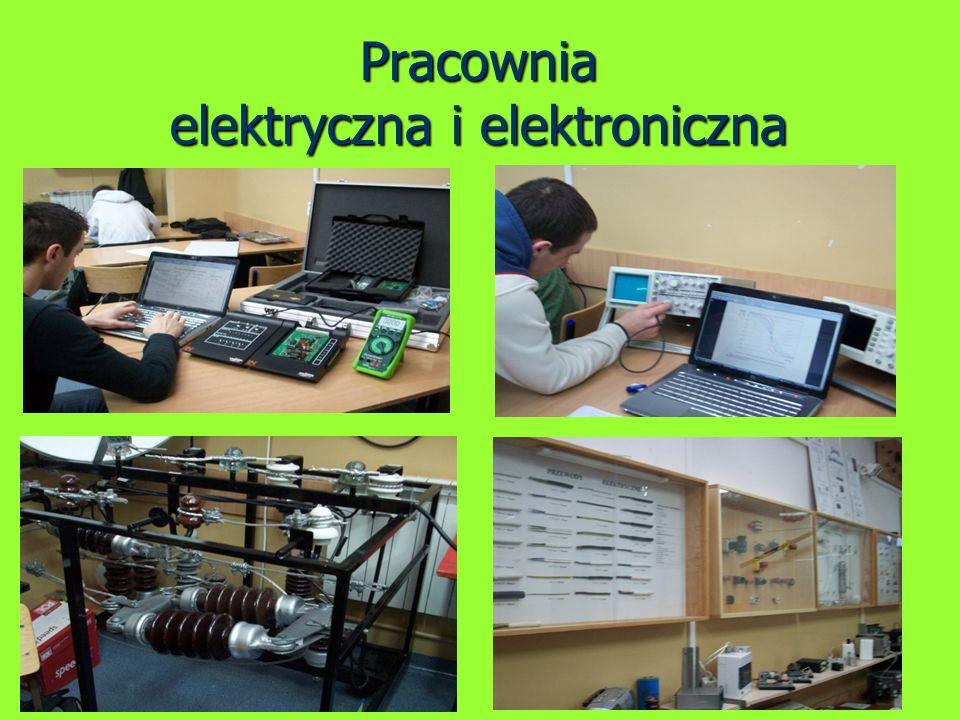 Pracownia mechatroniki..