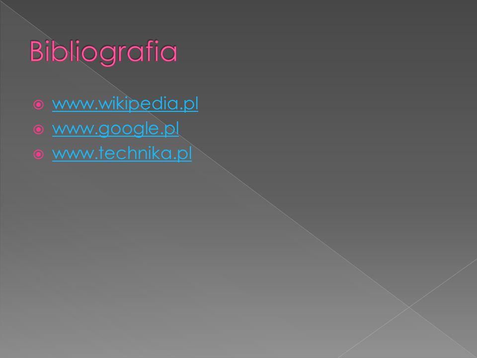 www.wikipedia.pl www.google.pl www.technika.pl