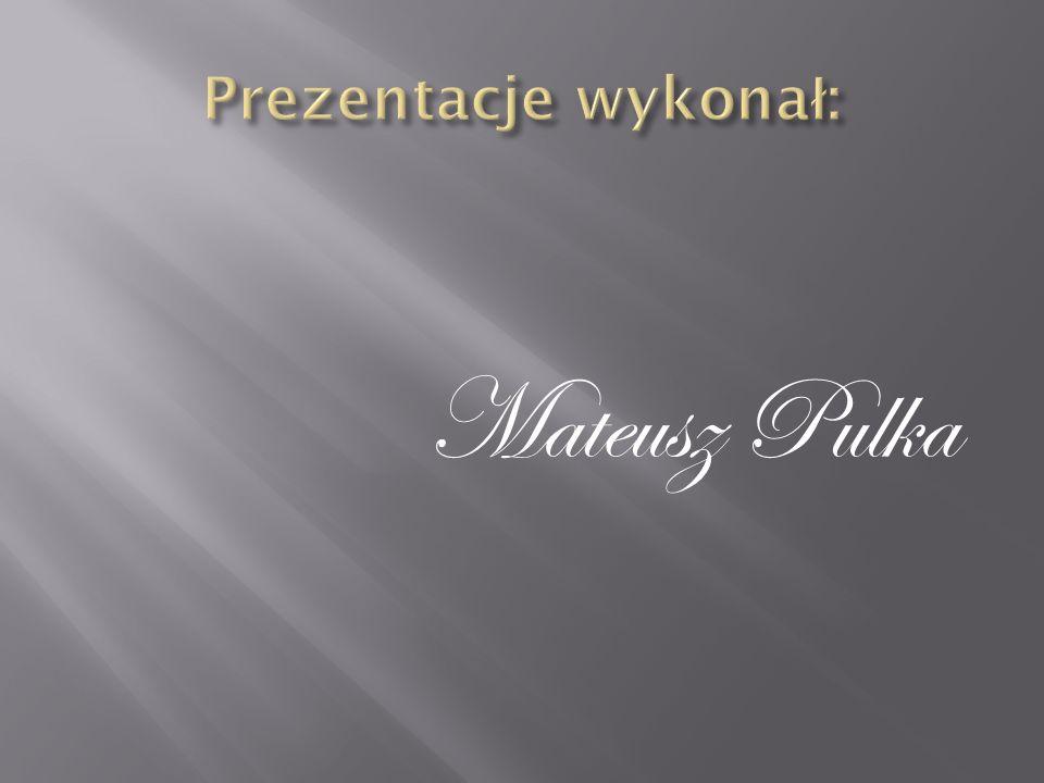 Mateusz Pulka