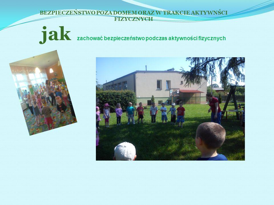 Przeprowadzone zajęcia dostarczyły dzieciom wiele nowych, ciekawych doświadczeń.