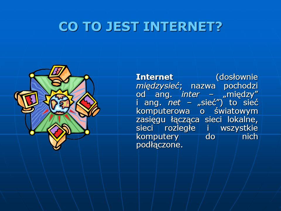 PODZIAŁ SIECI ZE WZGLĘDU NA WIELKOŚĆ Sieci lokalne – LAN (ang. Local Area Network)- wszystkie urządzenia są w odległości co najwyżej ok. 1000 metrów,
