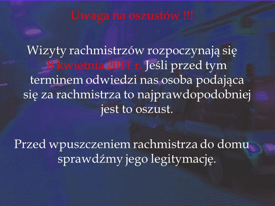 Wszelkie informacje na temat spisu możemy uzyskać dzwoniąc do Wojewódzkiego Biura Spisowego w Krakowie tel.: 12 36 10 119, 12 36 10 143 lub pod bezpłatny numer infolinii 800 800 800.