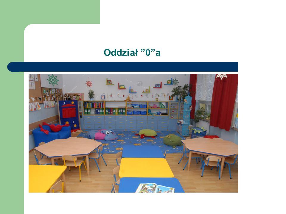 Informacja o oddziałach przedszkolnych w SP80 W roku szkolnym 2009/2010 nadal będą funkcjonowały dwa oddziały.