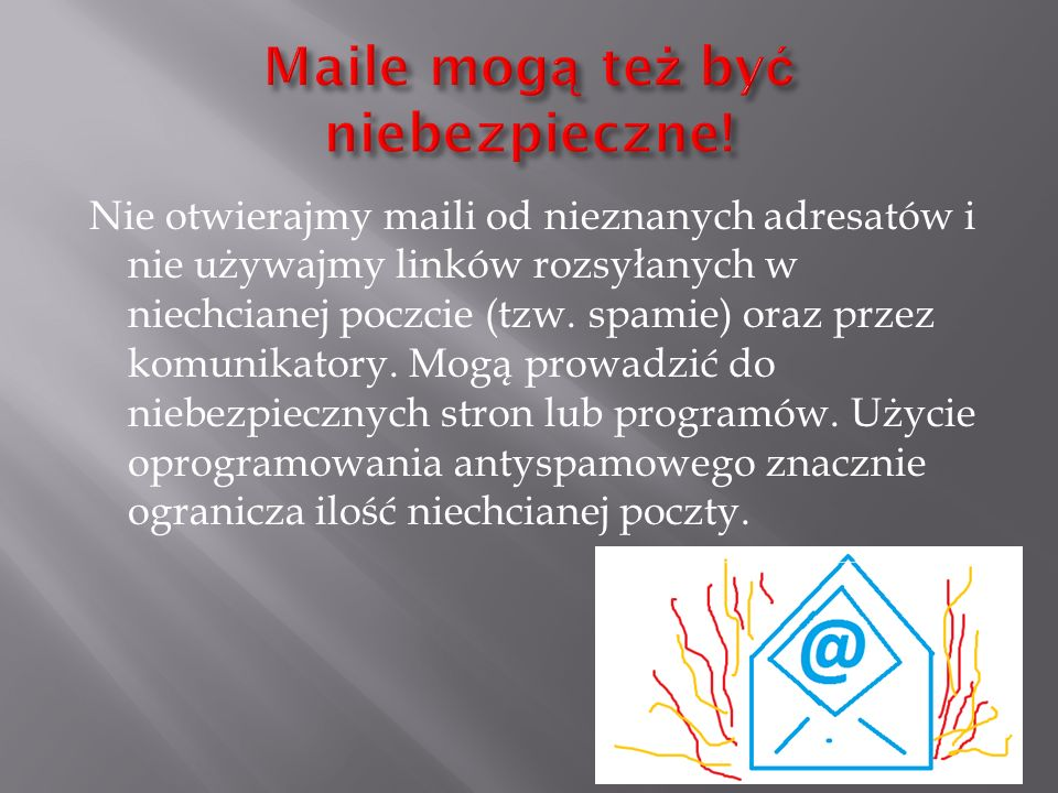 Komunikatory internetowe (np.