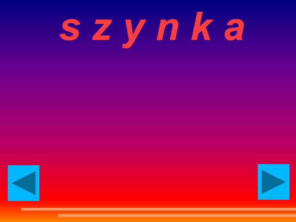 s z y n k a ham