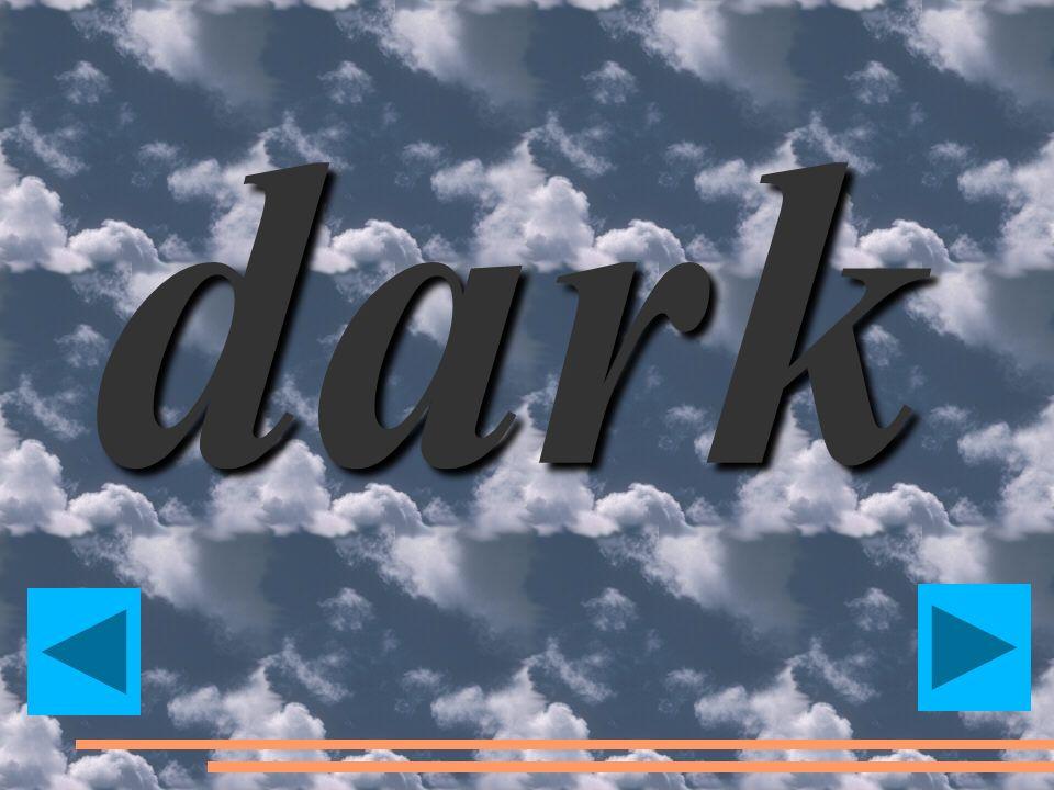 ciemny