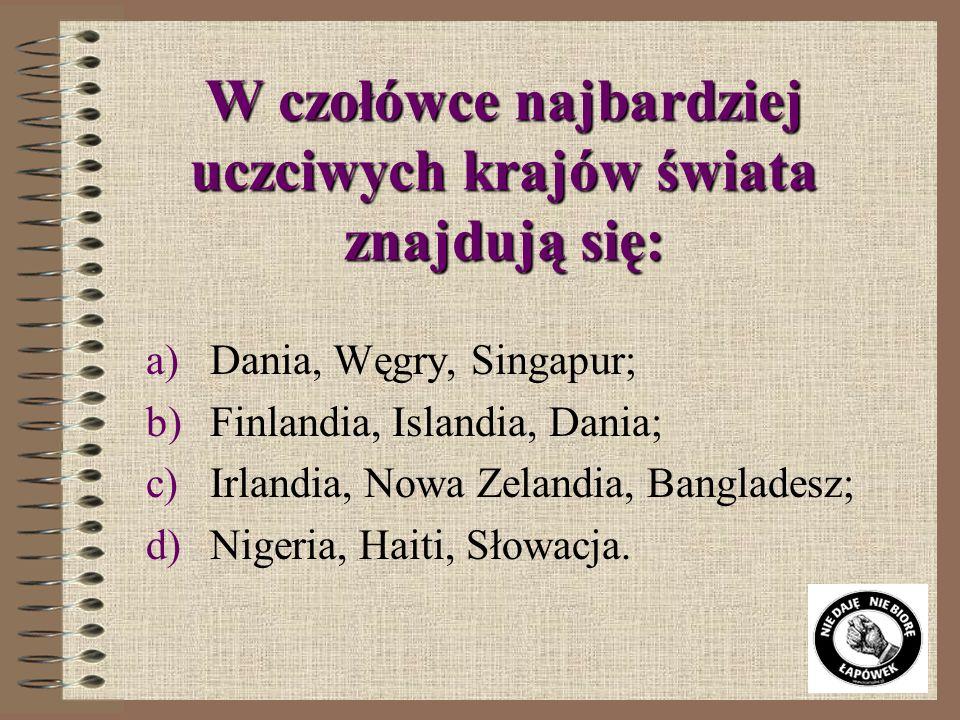 Konwencja o przeciwdziałaniu korupcji w prawie cywilnym umożliwia: a)anulowanie transakcji korupcyjnej do 10 lat wstecz; b)anulowanie wszelkich przeta