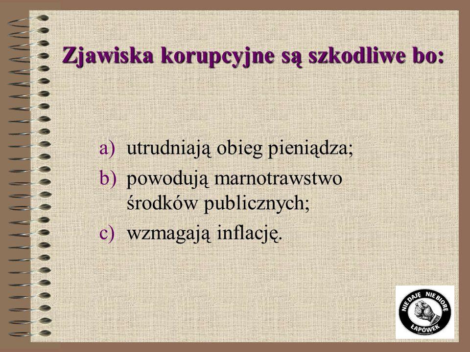 Konwencja o Przeciwdziałaniu Korupcji w Prawie Cywilnym została uchwalona: a)4 maja 1945 r. b)4 listopada 1999 r. c)24 listopada 2001 r. d)24 grudnia