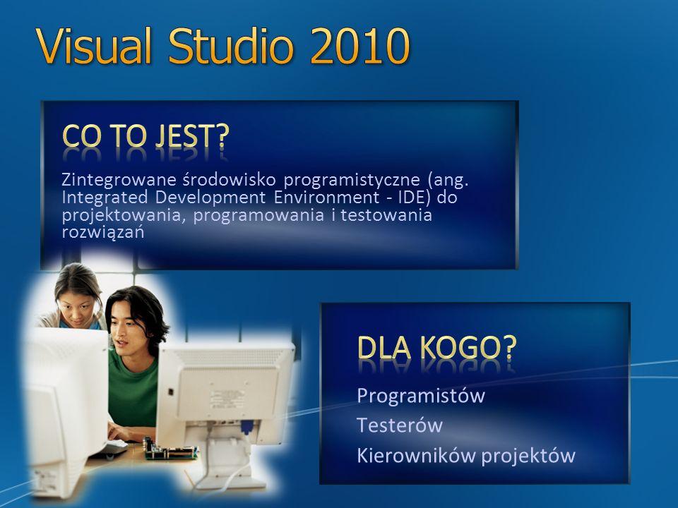 Zintegrowane środowisko programistyczne (ang.