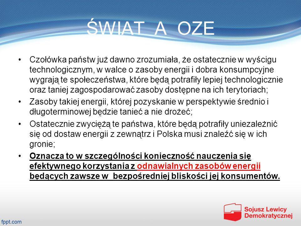 Jaka energetyka w Polsce .