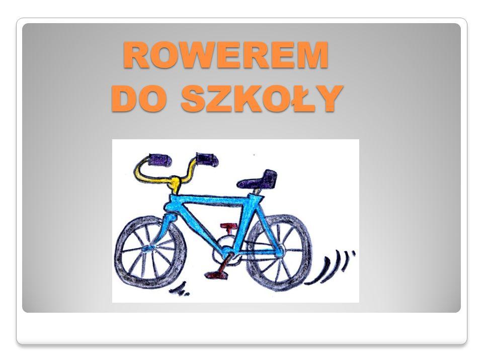 1. Wybierając rower dbasz o środowisko Dlaczego transport rowerowy?