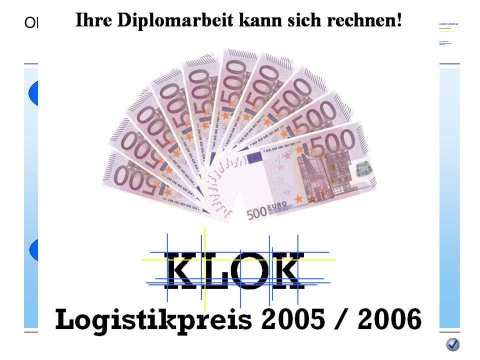 Obecne projekty KLOK KLOK- Logistics Award Basics Training Working Places Transport Logistics Consulting