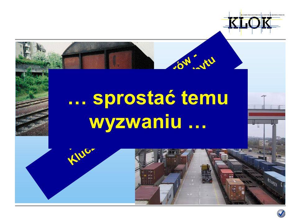 Obecne projekty KLOK Centrum Logistyczne (GVZ) Kornwestheim Region Stuttgart Partnerstwo Publiczno – Prywatne zawiązane dla stworzenia nowego centrum logistycznego KLOK działa jako sekretariat i koordynator tego PPP