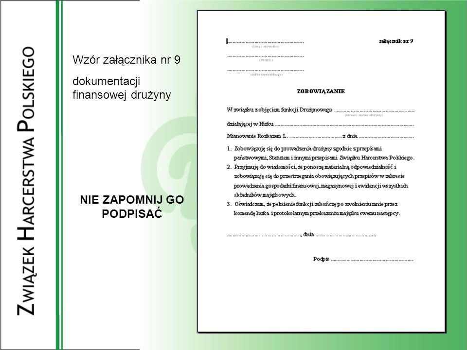 Dokumenty rozchodu Czytelny, wyszczególnienie zakupionych towarów Kopie dokumentów nie stanowią dowodów księgowych Nie może by poprawek, skreśleń Drobne nagrody rzeczowe – na odwrocie: protokół komisyjnego wręczenia nagrody podpisany przez 3 osoby