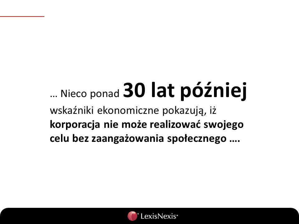 Dziękuję za uwagę Natalia Olszewska LexisNexis natalia.olszewska@lexisnexis.pl Natalia Olszewska :: LexisNexis Polska :: Listopad 2008 :: natalia.olszewska@lexisnexis.pl Innowacyjne wykorzystanie informacji prawnych i gospodarczych :: Podziękowanie