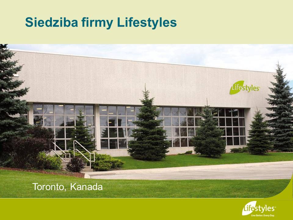 Siedziba firmy Lifestyles Toronto, Kanada