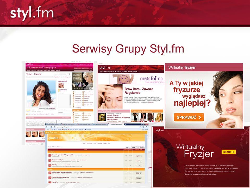 Internetowy Katalog Fryzur i Mody www.ikf.com.pl Tematyka serwisu: Serwis przeznaczony głównie dla kobiet o tematyce Fryzury, Uroda, Moda, Makijaże, Akcesoria, Ubrania, Dodatki.
