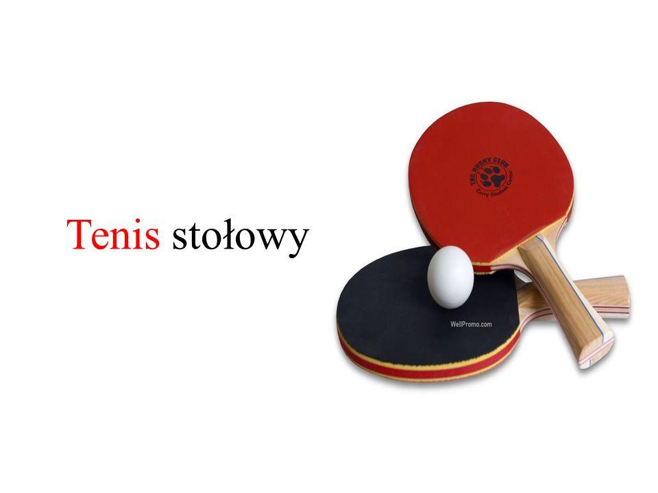Tenis stołowy – co to jest.