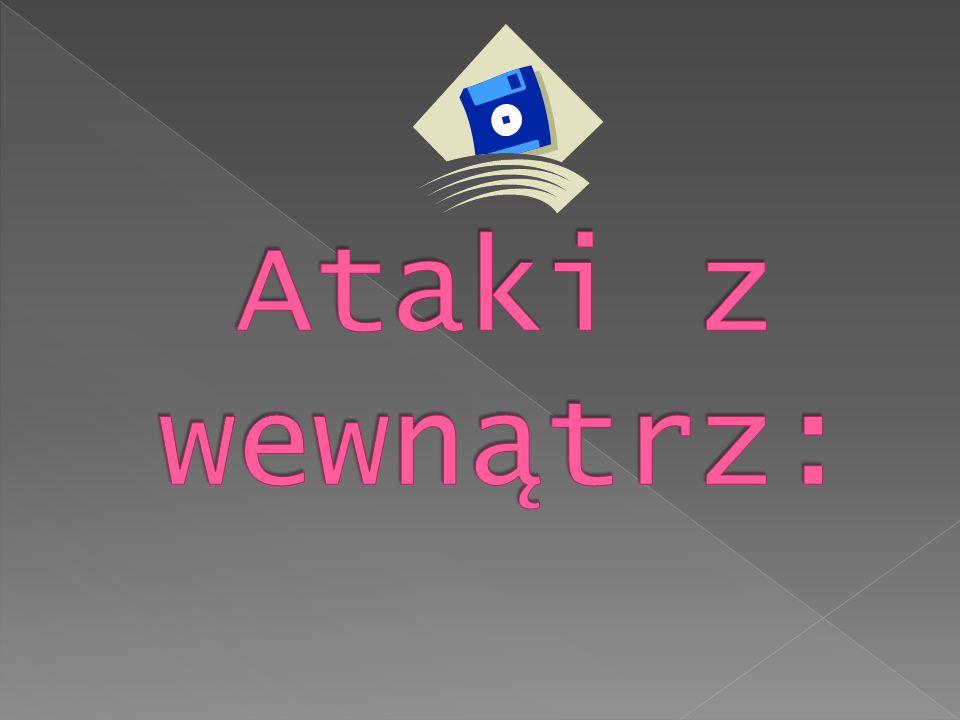 jest to atak mający na celu zablokowanie konkretnego serwisu sieciowego (na przykład strony WWW) lub zawieszenie komputera.