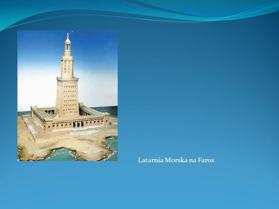 Latarnia Morska na Faros