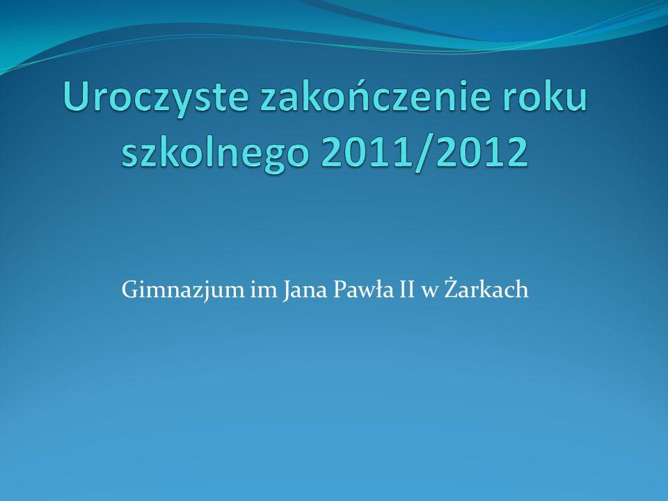 Gimnazjum im Jana Pawła II w Żarkach