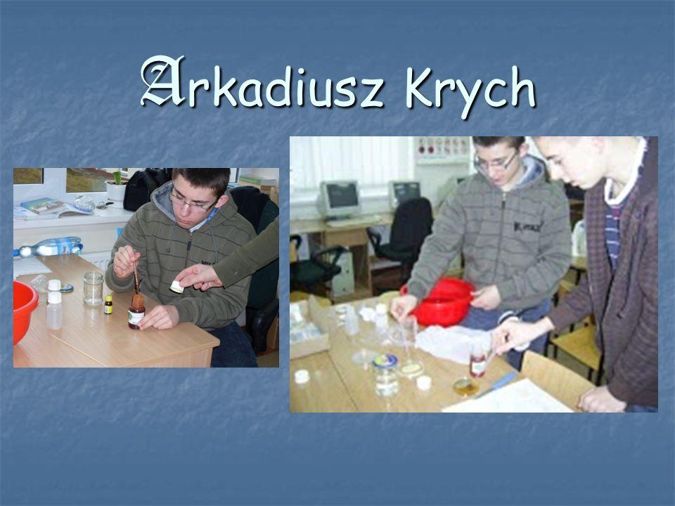 Arkadiusz Krych
