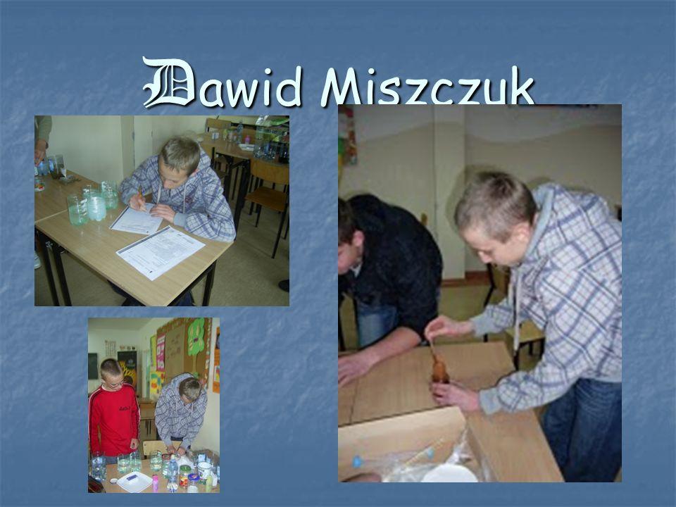 Dawid Miszczuk