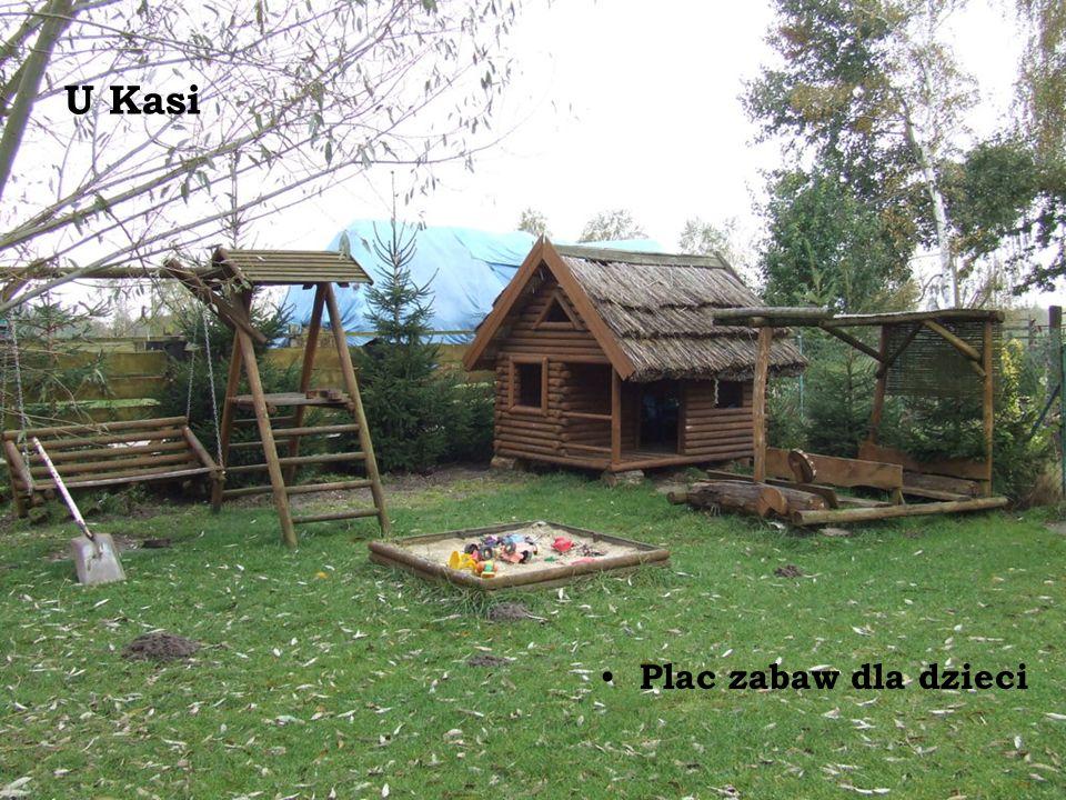 U Kasi Plac zabaw dla dzieci