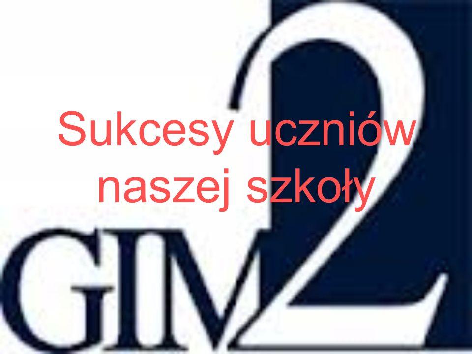 Michalina Barylska - III A laureatka XV Wojewódzkiego Konkursu Poetyckiego im.