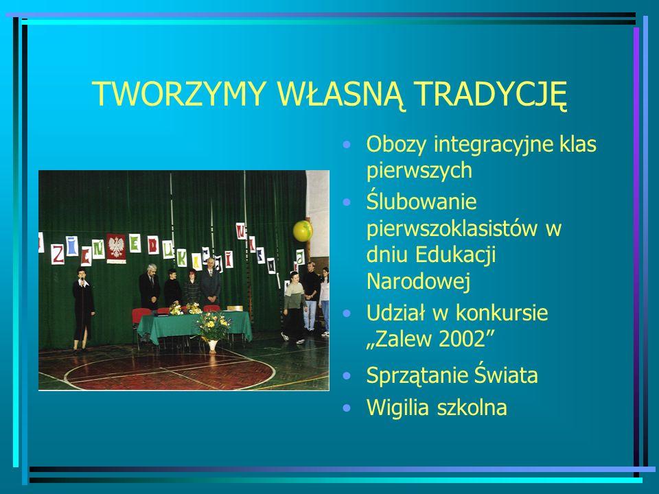 ZAJĘCIA POZALEKCYJNE-SKS Zajęcia SKS obejmują: koszykówskę, siatkówkę, basen i windsurfing