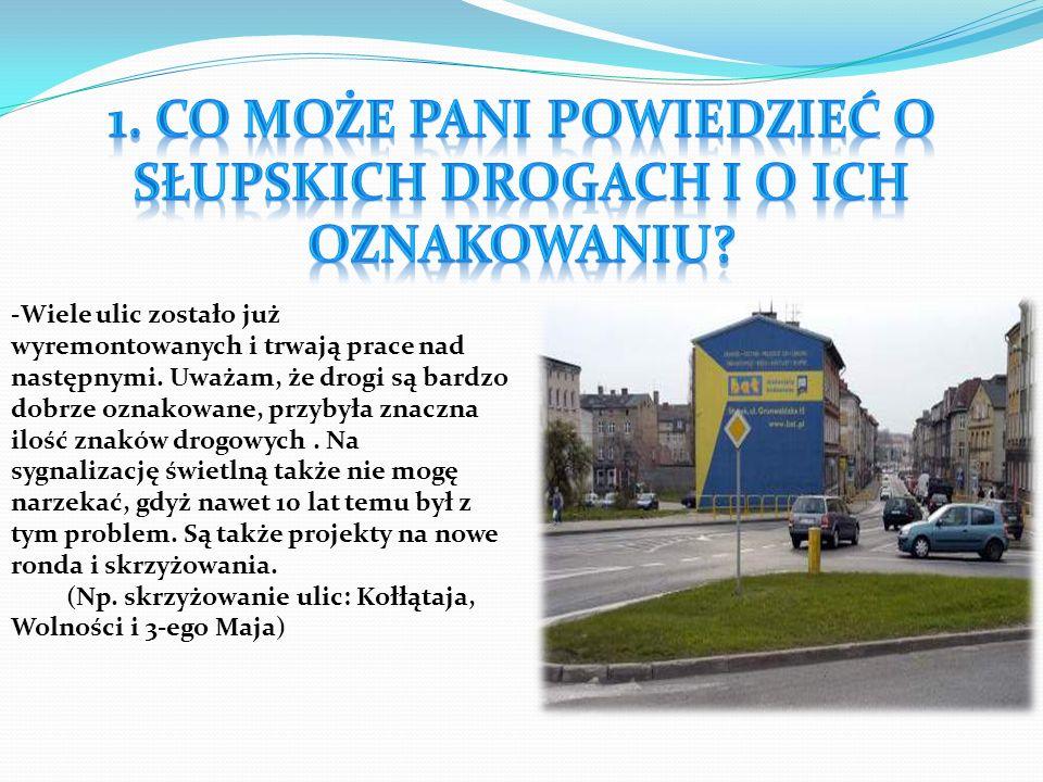 - Tak w Słupsku powstały nowe ścieżki rowerowe.