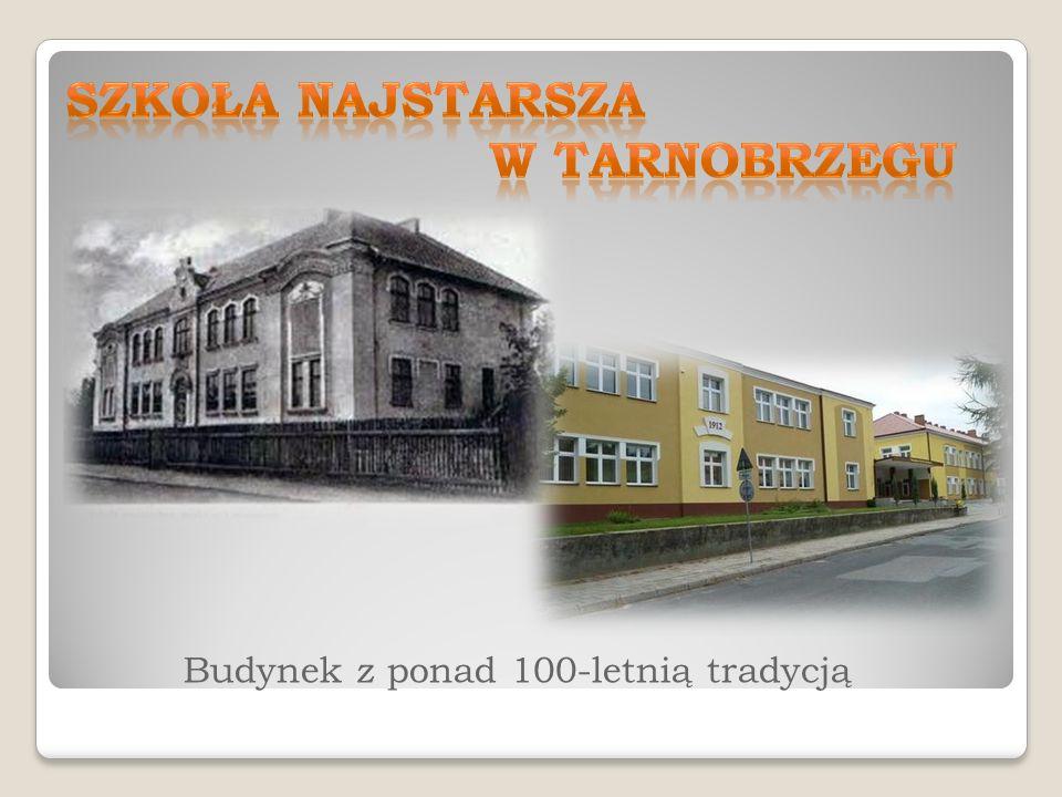 Budynek z ponad 100-letnią tradycją