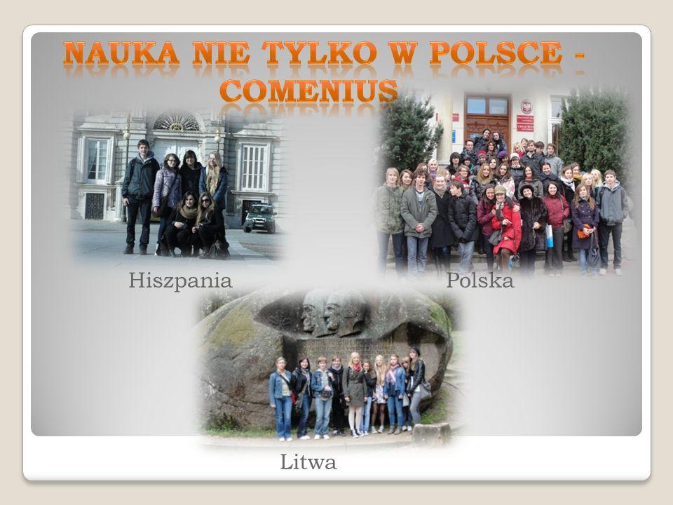 Hiszpania Hiszpania Polska Litwa