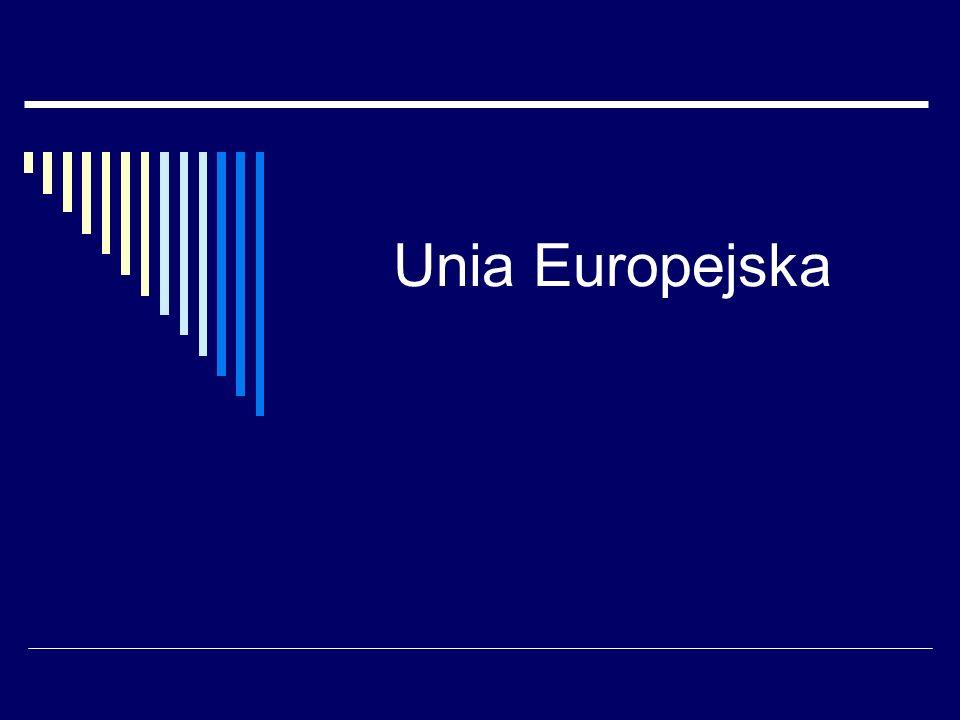 Spis treści Informacje o Unii Kraje Unii