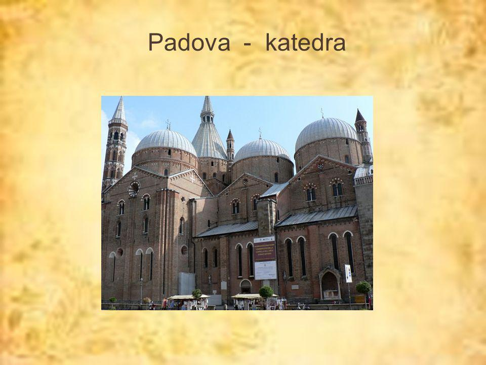 Padova - katedra