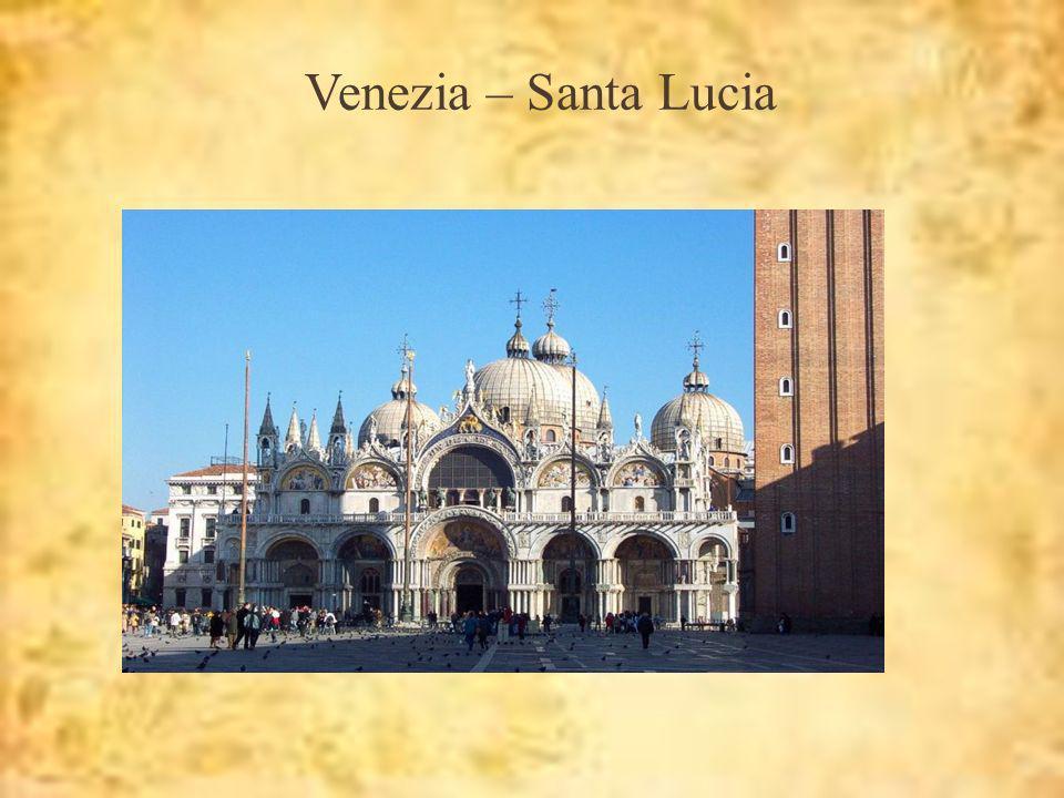 Venezia – Santa Lucia