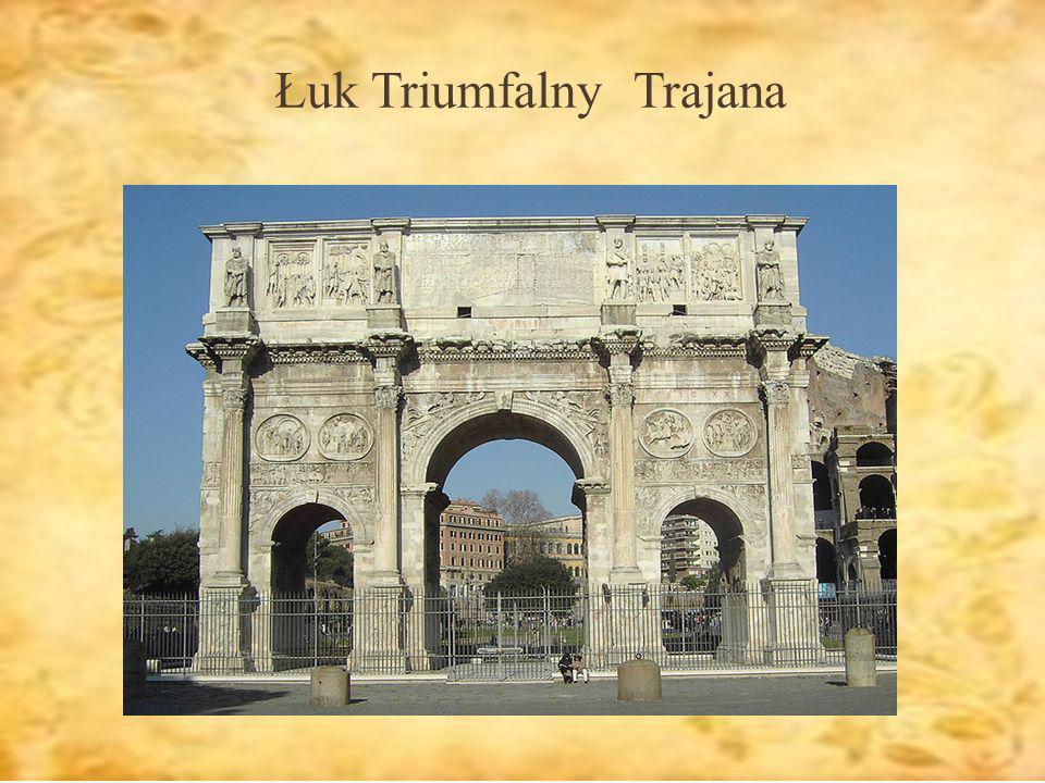 Łuk Triumfalny Trajana