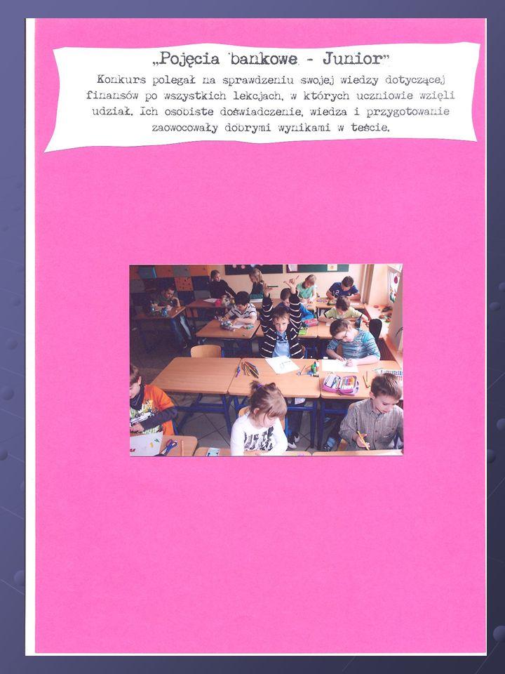 EKOLOGIA I ZDROWIE W ciągu roku nasza szkoła wzięła udział w kilku akcjach proekologicznych i prozdrowotnych.