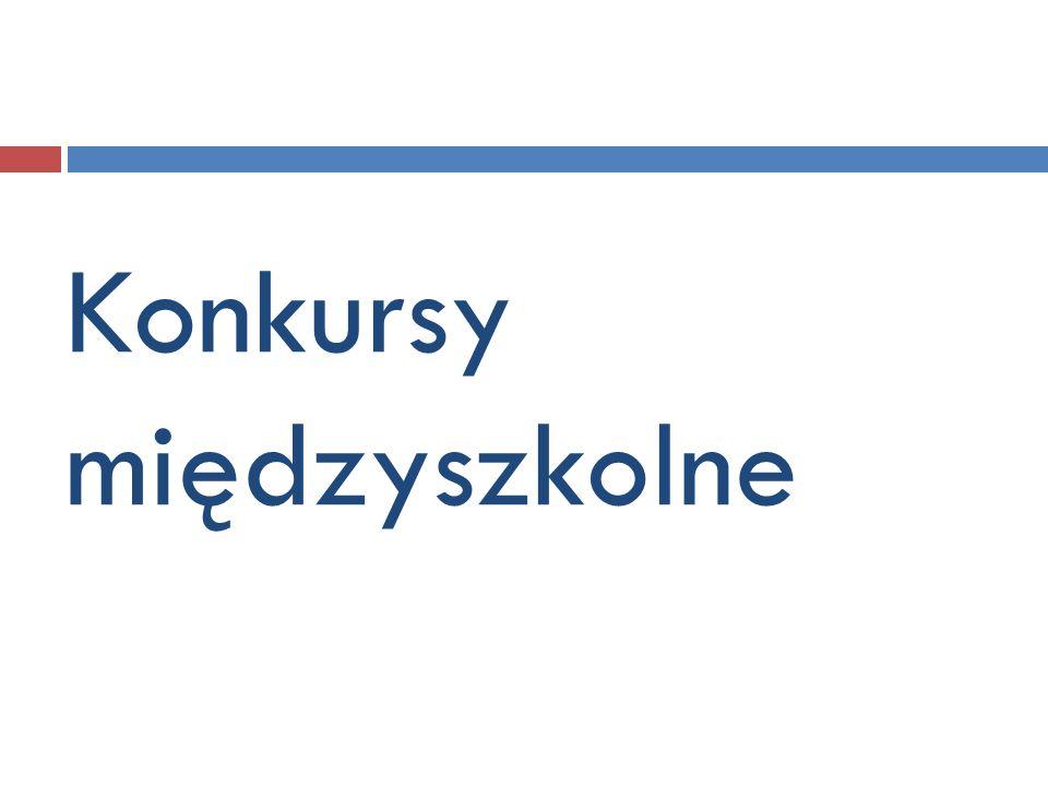 17.Jakub Sobaś, Julia Chrapek III b konkurs wiedzy o Bielsku-Białej I miejsce J.Naglik-Dzida, E.